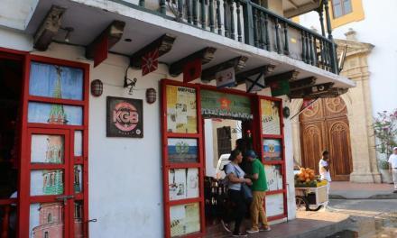Alcaldía de Cartagena busca mejorar el espacio público en el Centro Historico