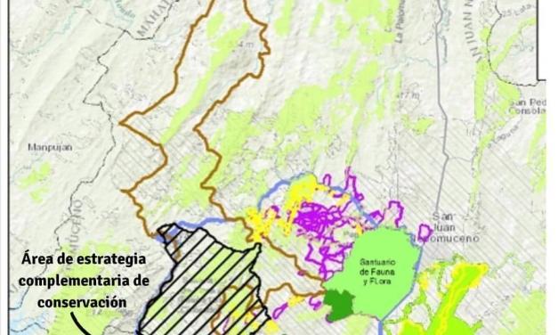 Cardique adopta estrategia de conservación del bosque en Montes de María