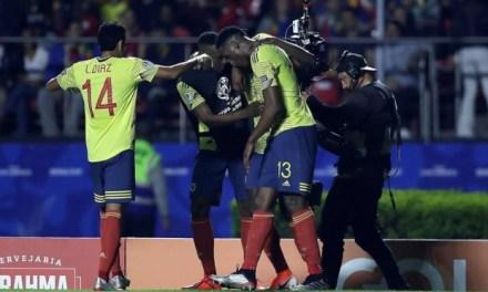 Colombia venció a Catar y clasificó a los cuartos de final