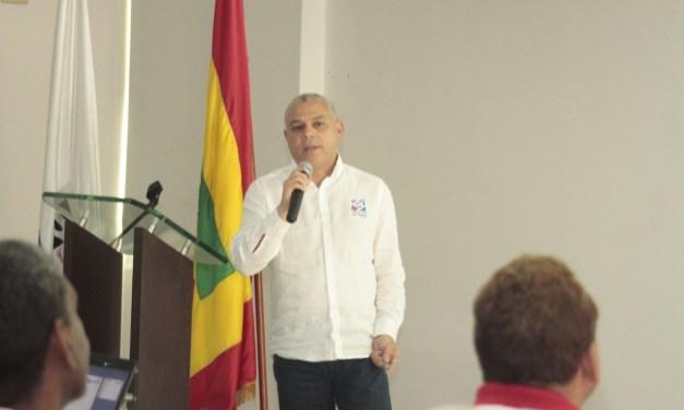 Gerente de la E.S.E Cartagena presentó la rendición de cuentas del 2018