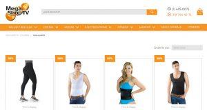 Thin & Happy  la marca de prendas de vestir reductoras para tonificar el abdomen y moldear la figura, exclusiva de Mega Shop TV