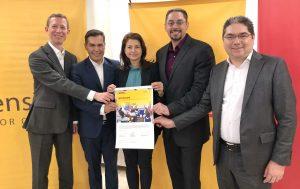 Deutsche Post DHL Group amplía su cooperación con Teach For All a nivel mundial