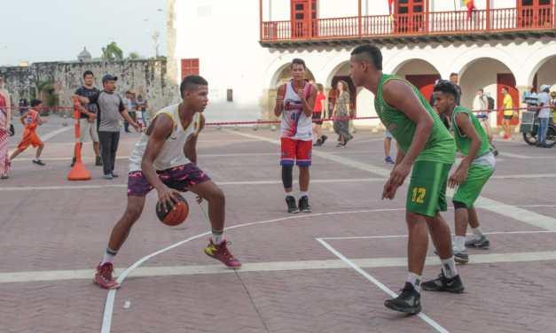 Finalizó con éxito el Torneo Baloncesto 3×3