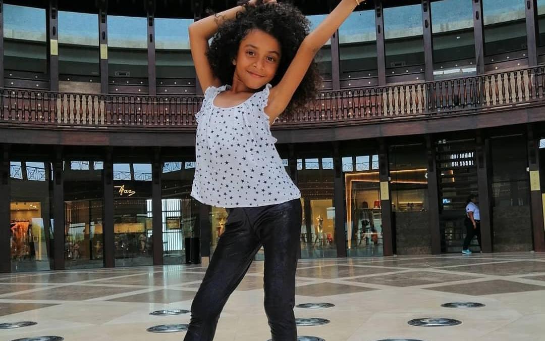 Bolivarense Positivo: Marggy Selene, pasos de baile con rumbo a México
