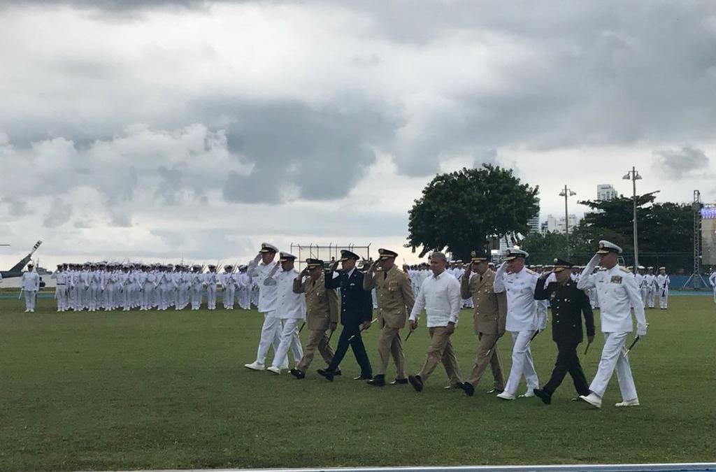 196 años de la Armada Nacional de Colombia