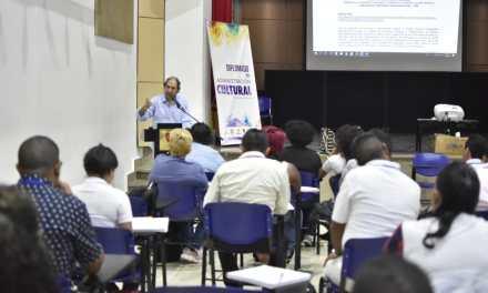 Segunda cohorte del Diplomado en Administración Cultural
