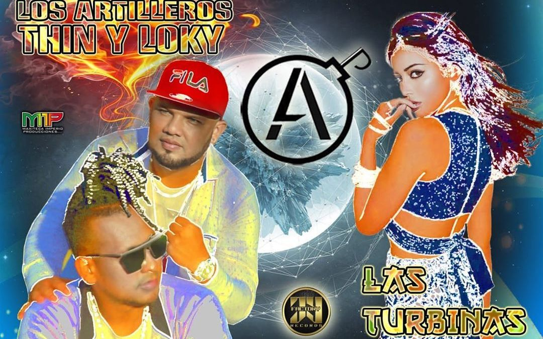 Al ritmo del reggaetón y la champeta con Los Artilleros Thin & Loky