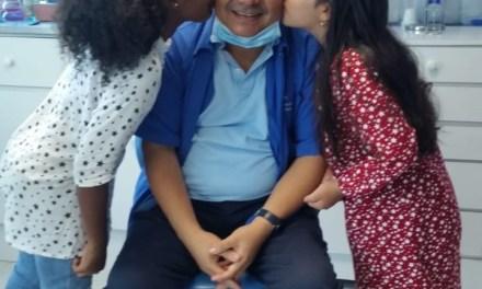 Bolivarense Positivo: Hernando Gil, un odontólogo para todos