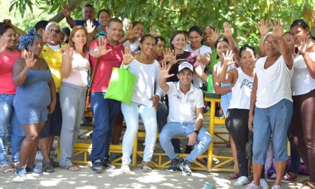 """""""Se debe apoyar el emprendimiento y la educación digna"""": LuisRo Ballestas"""