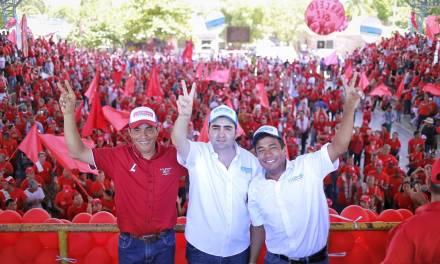 Vicente Blel Scaff llegó al sur de Bolívar
