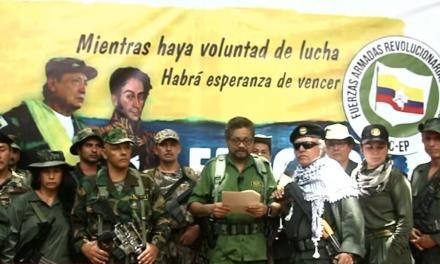 Iván Márquez anunció su regreso a la insurgencia