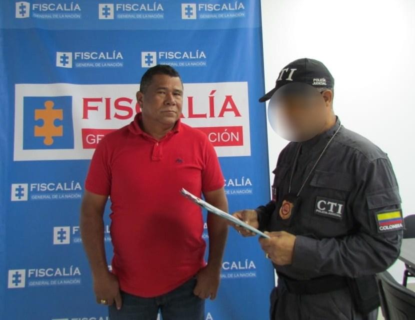 Capturado alcalde de Santa Rosa de Lima del Norte