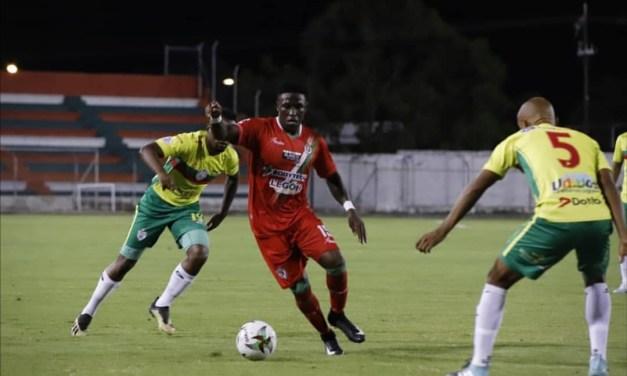 Real Cartagena sigue sumando derrotas