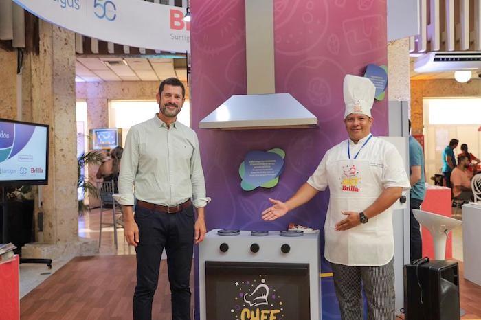 Recta final del concurso Chef Brilla de Surtigas