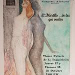 El Martillo de las que Vuelan en el Museo Histórico de Cartagena