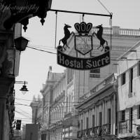Sucre  - The City of Four Names *** Miasto o czterech nazwach