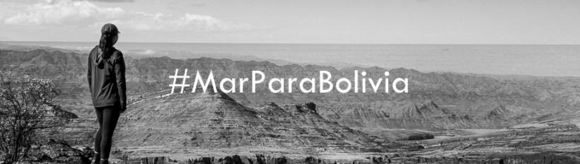 #MarParaBolivia