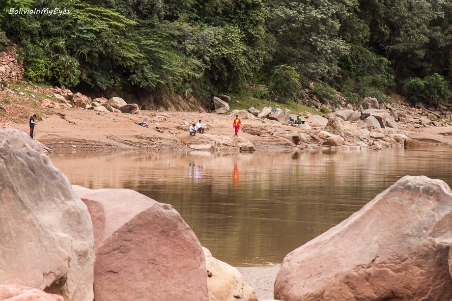 Rio Pilcomayo