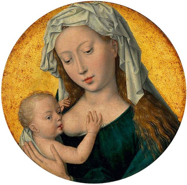 fot: Public Domain / Wikimedia Commons, Madonna by Hans Memling