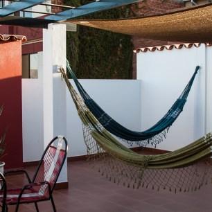 Hotel Altiplano, tarrace