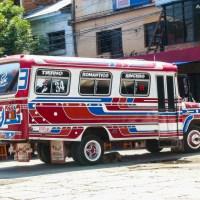 Bolivian Cars with a Message *** Boliwijskie mądrości samochodowe