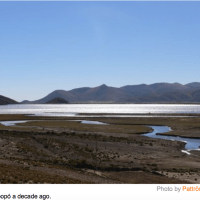 Bolivia's Disappearing Lake Poopo