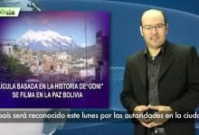 Bolivia News 20 Enero 2015