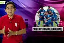 Bolivia Sport 09 Enero 2015