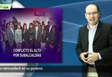 Bolivia News – 03 Junio 2015