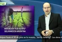 Bolivia News – 09 Junio 2015