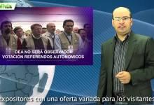 Bolivia News – 18 sept 2015