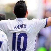 El Real Madrid desvela quién portará el dorsal '10' tras la marcha de James