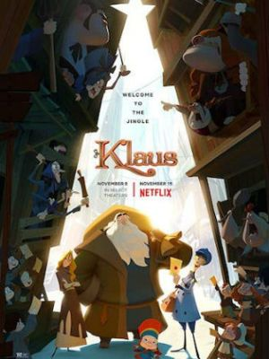 Klaus 2019 WEB-DL 850MB Hindi Dual Audio 720p