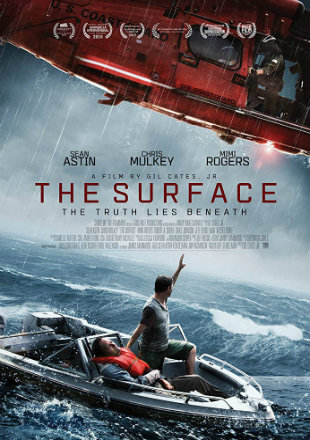 Poster of The Surface 2014 HDRip 720p Dual Audio In Hindi English