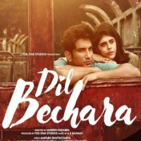 Dil Bechara 2020 WEB-DL 300Mb Hindi Movie Download 480p
