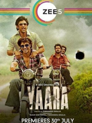 Yaara 2020 WEB-DL 900Mb Hindi Movie Download 720p