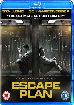 Escape Plan 2013 BluRay 350MB Hindi Dubbed Dual Audio 480p Watch Online Full Movie Download bolly4u
