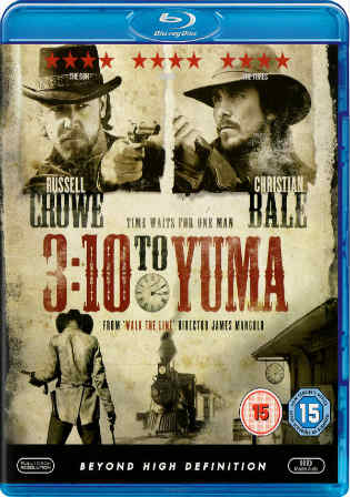 3:10 to Yuma 2007 BRRip 350MB Hindi Dubbed Dual Audio 480p Watch Online Full Movie Download bolly4u