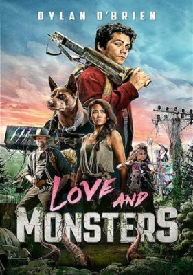 Love and Monsters 2020 WEBRip 300Mb English 480p ESub Watch Online Full Movie Download bolly4u