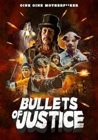 Bullets of Justice 2019 WEB-DL 300Mb Hindi Dual Audio 480p Watch Online Full Movie Download bolly4u