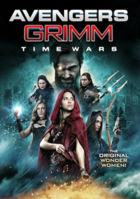 Avengers Grimm Time Wars 2018 BluRay 300MB Hindi Dual Audio 480p Watch Online Full Movie Download bolly4u