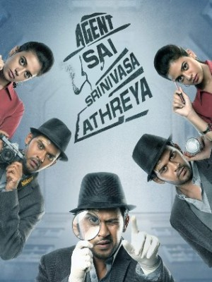 Agent Sai Srinivasa Athreya 2019 HDRip 1.1GB UNCUT Hindi Dual Audio 720p