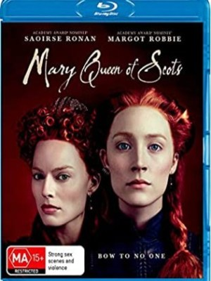 Mary Queen of Scots 2018 BluRay 400MB Hindi Dual Audio ORG 480p