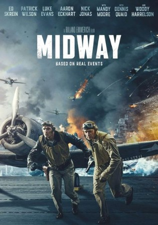 Midway 2019 WEB-DL 500MB Hindi Dual Audio ORG 480p Watch Online Full Movie Download bolly4u