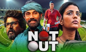 Not Out 2021 HDRip 350Mb Hindi Dubbed 480p Watch Online Free Download bolly4u