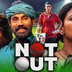 Not Out 2021 HDRip 350Mb Hindi Dubbed 480p