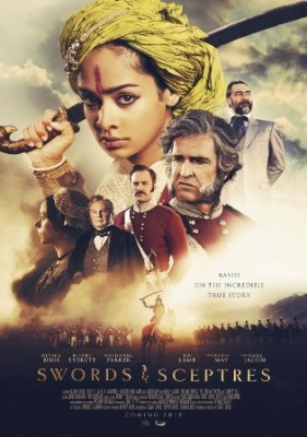 The Warrior Queen of Jhansi 2019 WEB-DL 300Mb English 480p ESubs Watch Online Full Movie Download bolly4u