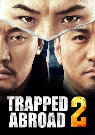 Trapped Abroad 2 2016 WEB-DL 350Mb Hindi Dual Audio 480p Watch Online Full Movie Download bolly4u