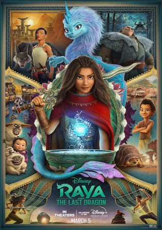 Raya and the Last Dragon 2021 WEB-DL 350MB English 480p ESubs Watch Online Full Movie Download bolly4u