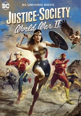 Justice Society World War II 2021 WEB-DL 270MB English 480p ESubss Watch Online Full Movie Download bolly4u
